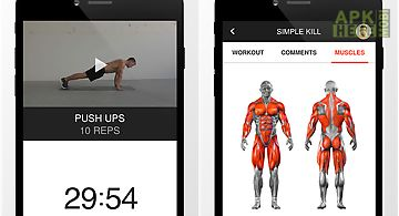 Madbarz - bodyweight workouts