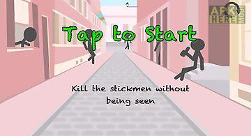 Clickdeath: stickman town