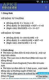 formula english