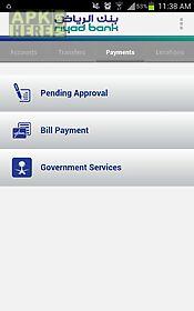 riyad bank online login