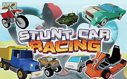 stunt car racing: multiplayer