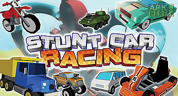 Stunt car racing: multiplayer
