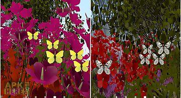 Butterflies by wizzhard Live Wal..