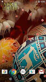 easter eggs live wallpaper