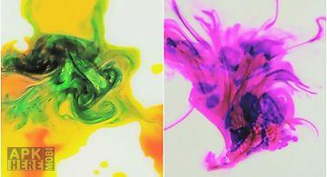 Liquid colors  Live Wallpaper