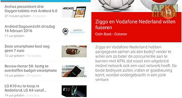 Androidworld: android nieuws