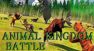 Animal kingdom battle simulator ..