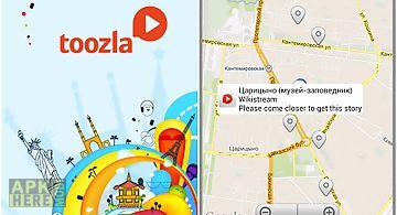 Audio guide toozla
