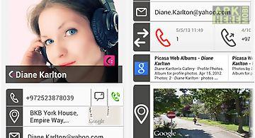 Callmyname -dialer & caller id