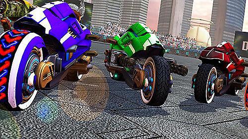 demolition derby future bike wars