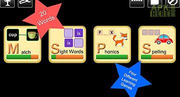 Kindergarten word play lite