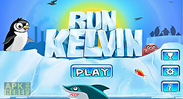 Run kelvin - penguin run