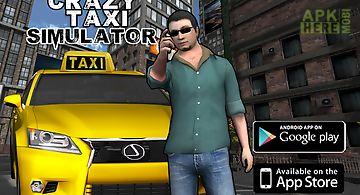 Taxi drive speed simulator 3d