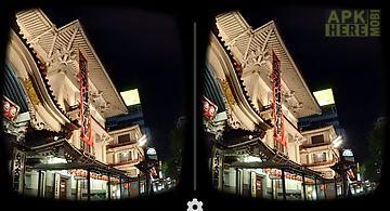 Tokyo vr for cardboard