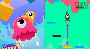 Puddi jump: kawaii monsters