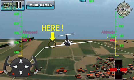 Airplane 3d flight simulator for Android free download at Apk Here