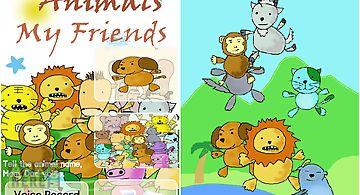 Animals my friends - baby