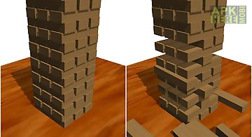 Balanced tower