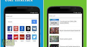 Bluesafari browser