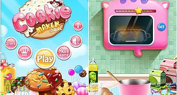 Cookies maker salon