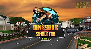 Dinosaur simulator free