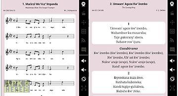 Kinyarwanda hymns