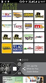 radio indonesia - radio fm