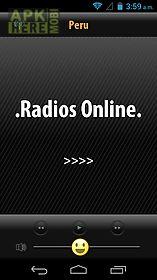 radios de peru