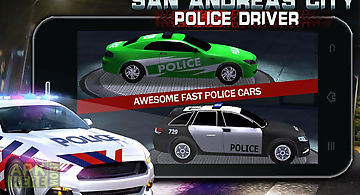 San andreas city police driver