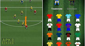 Soccer - top scorer