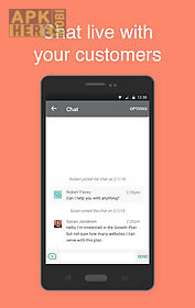 pure chat - customer live chat