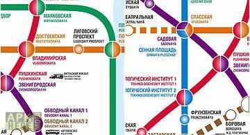 Saint Peterburg Subway Map.Osaka Subway Map For Android Free Download At Apk Here Store