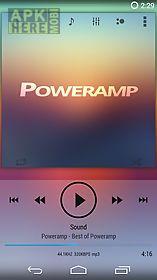 skin for poweramp kk light