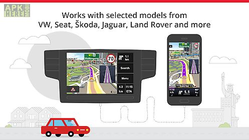 Sygic car navigation for android free download at apk here store sygic car navigation sygic car navigation gumiabroncs Image collections