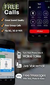 talku free calls +free texting