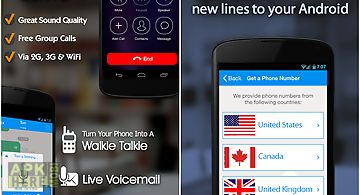 Free calls without wifi for Android free download at Apk