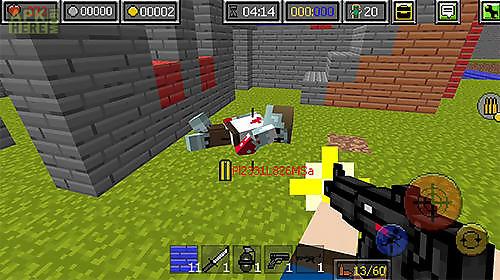 combat blocks survival online