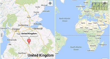 google map live wallpaper