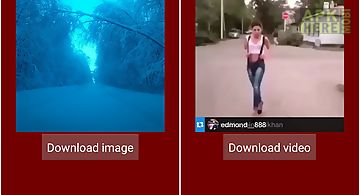 Insave-download for instagram for Android free download at Apk Here