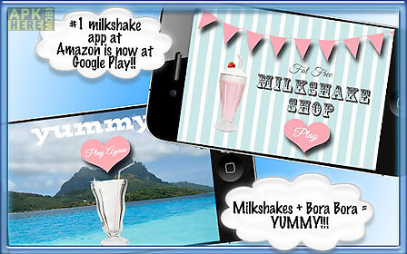 milkshake games smoothie maker