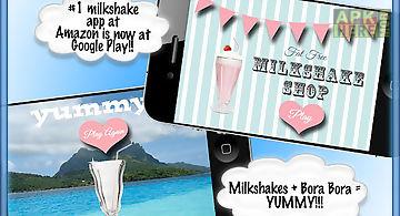 Milkshake games smoothie maker