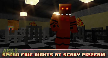 Nights at cube pizzeria 3d