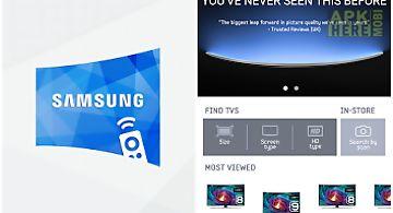Samsung tv & remote (ir)