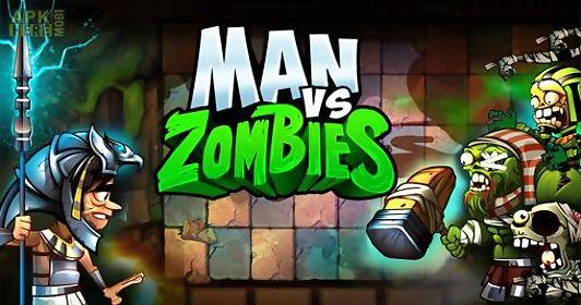 angry man vs zombies