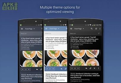 Baconreader premium for reddit final for Android free