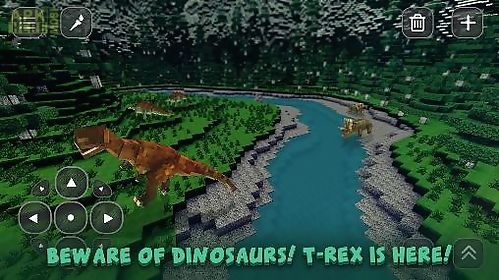 dino jurassic craft: evolution