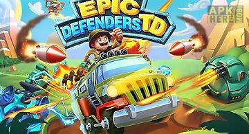 Epic defenders td
