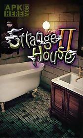 escape room: strange house