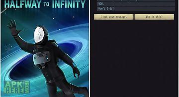 Lifeline: halfway to infinity