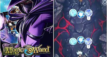 Magic wand and book of incredibl..